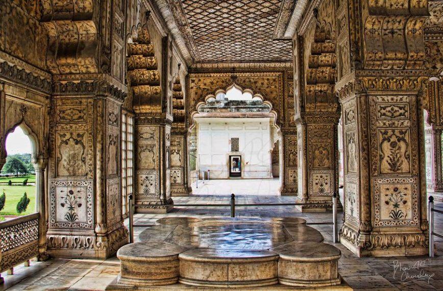 Diwan-I-Khas in Red Fort Delhi Photos-7.jpg