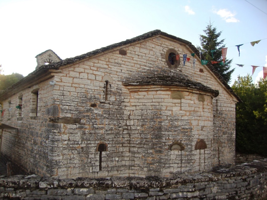 κΟΡΊΤΙΑΝΗ, Ναός της Κοιμήσεως της Θεοτόκου.JPG2.JPG
