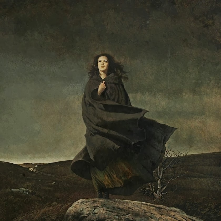Robert McGinnis - Wuthering Heights -