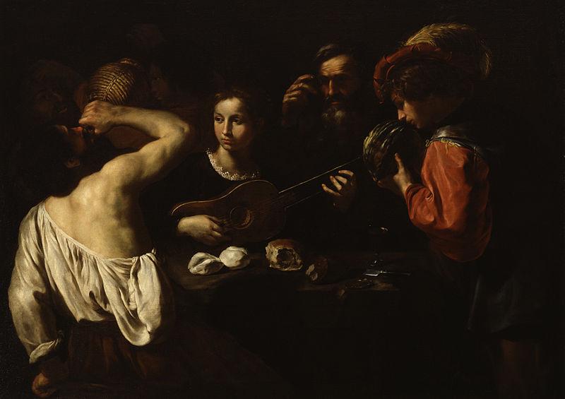 Pietro_Paolini_-_Allegory_of_the_Five_Senses_-_Walters_