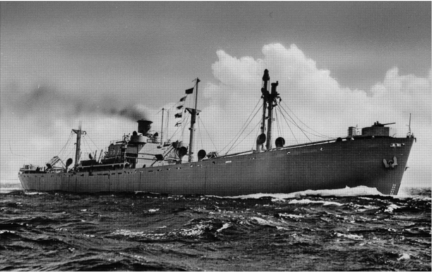 Liberty Ship Arthur M. Huddell