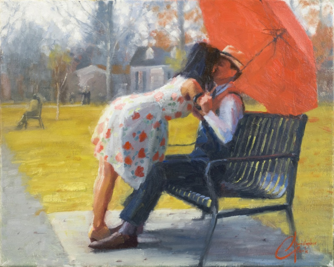 Christopher Clark A kiss in late autumn.jpg