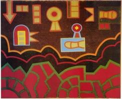 Α. Ακριθάκης, Signal 1, 1971