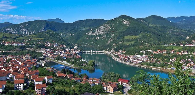 Βίσεγκραντ , Visegrad Σερβία