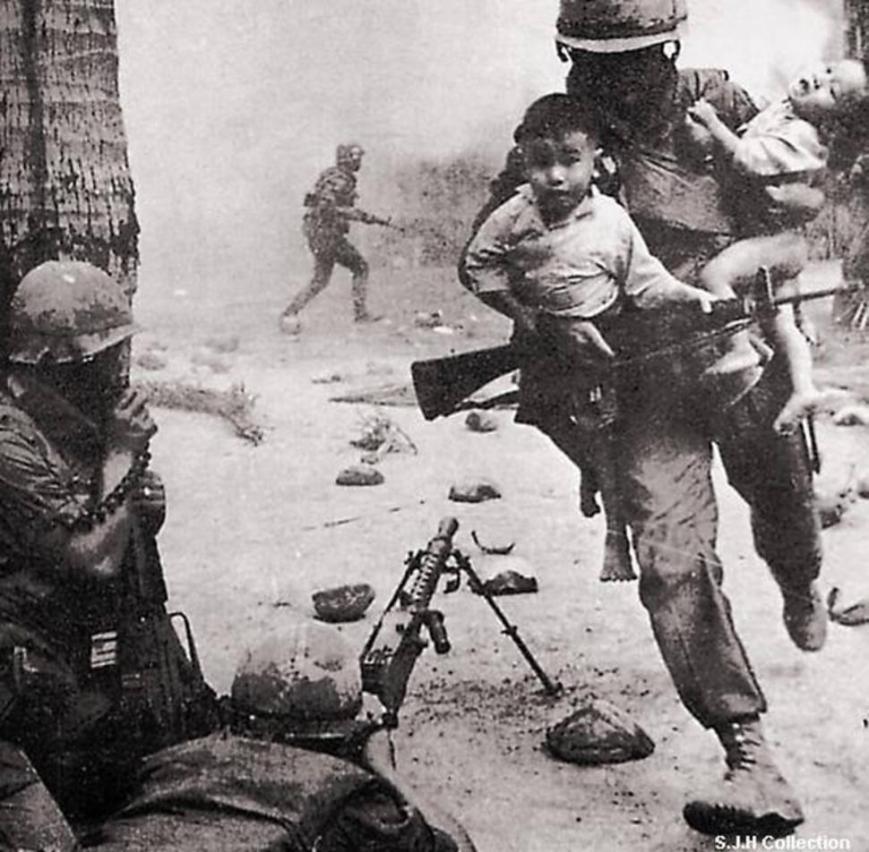 πόλεμος και παιδιά