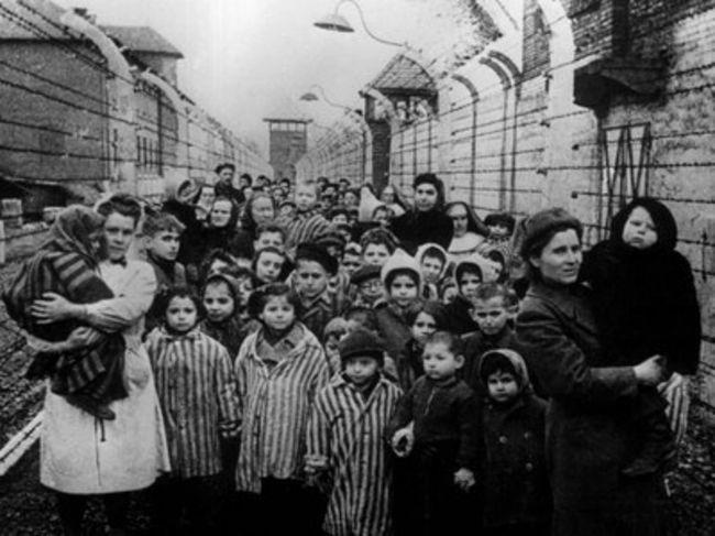 τα παιδά που σώθηκαν από τους Ναζί