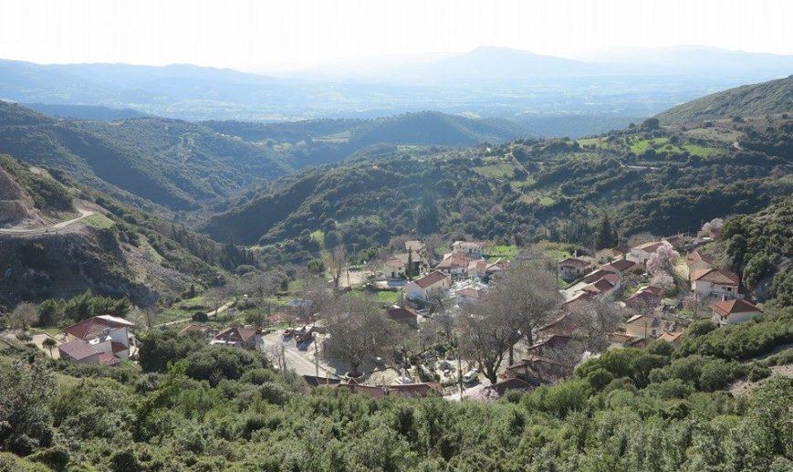 Καταρράκτης χωριό Αχαίας8
