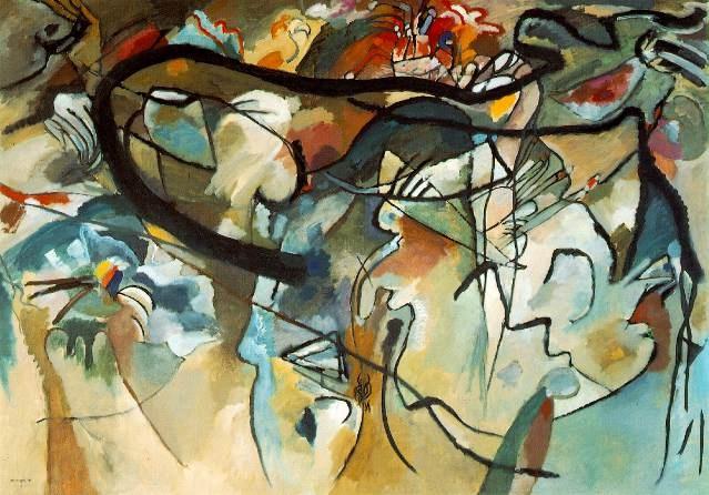 Composition V, 1911