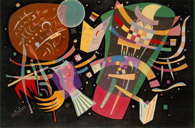 Composition X, 1939 Kandinsky
