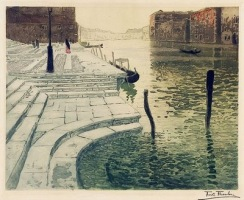 FritsThaulow- Marmortrappen TheMarbelSteps