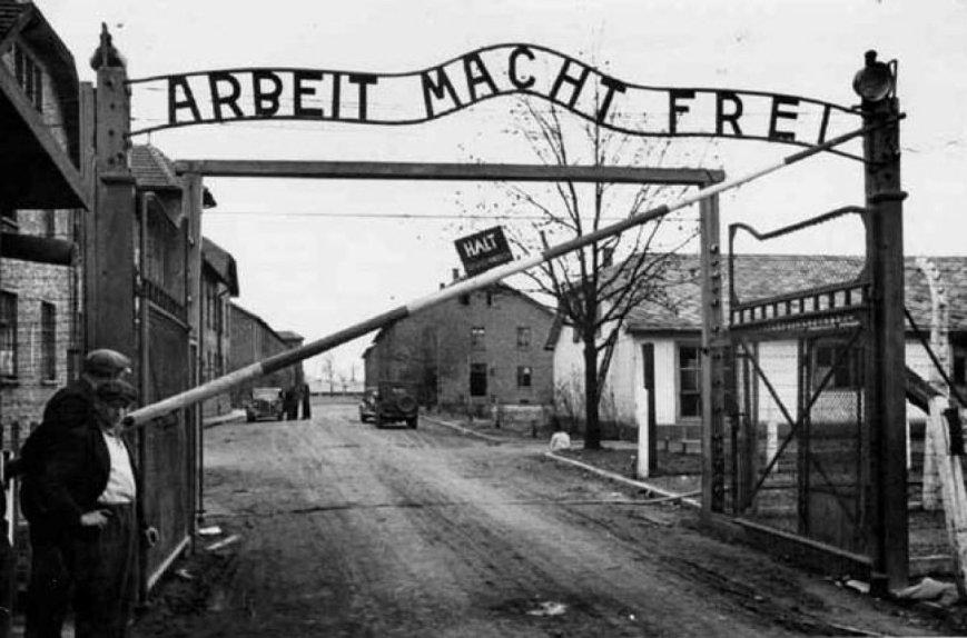 στρατόπεδο συγκέντρωσης Αουσβιτς