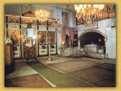 Εσωτερικό Μονής Βλαχερνών