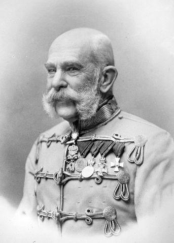 Franz Joseph Karl, Emperor of Austria,