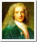 Francois Marie Arouet (Voltaire) (1694-1778)