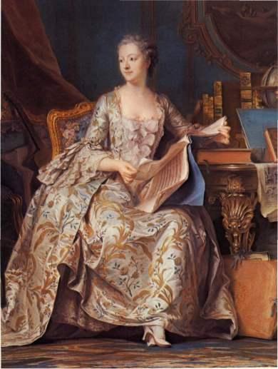 Madame du Chatelet