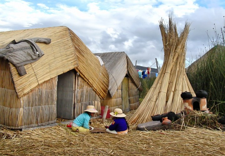 Aymara-children