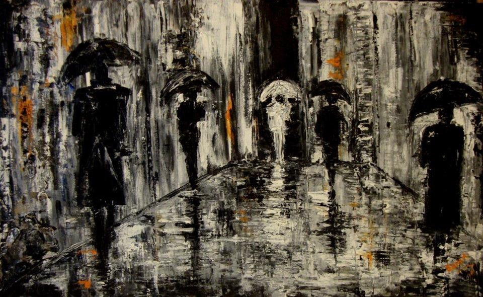 Sara Abid - Pakistani painter - Tutt'Art (15)