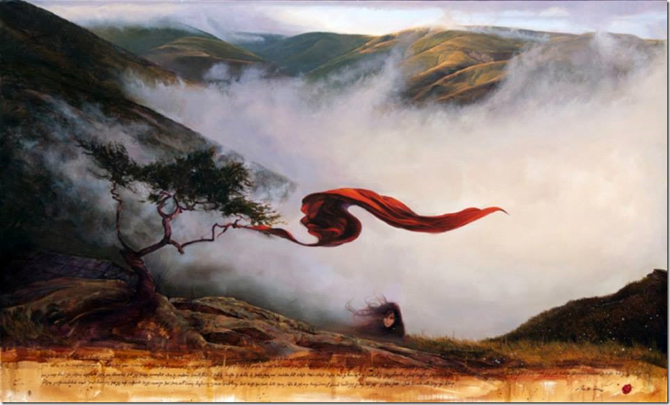 Kim Nelson - Australian Symbolist painter - Tutt'Art@ (62)