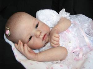 Dawn Donofrio Reborn Doll