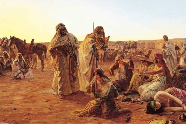 Otto Pilny-Slave Market - (6)