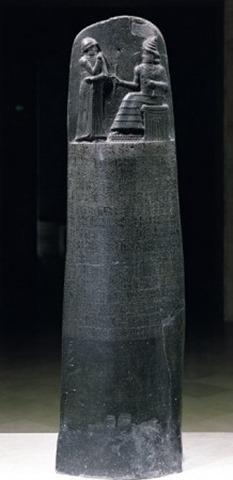 stele-lawcodehammurabi-218x450