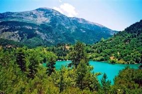 Λίμνη τσιβλού, Αχαϊα
