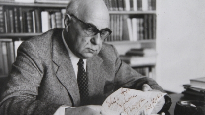 Georgios Seferis, poet