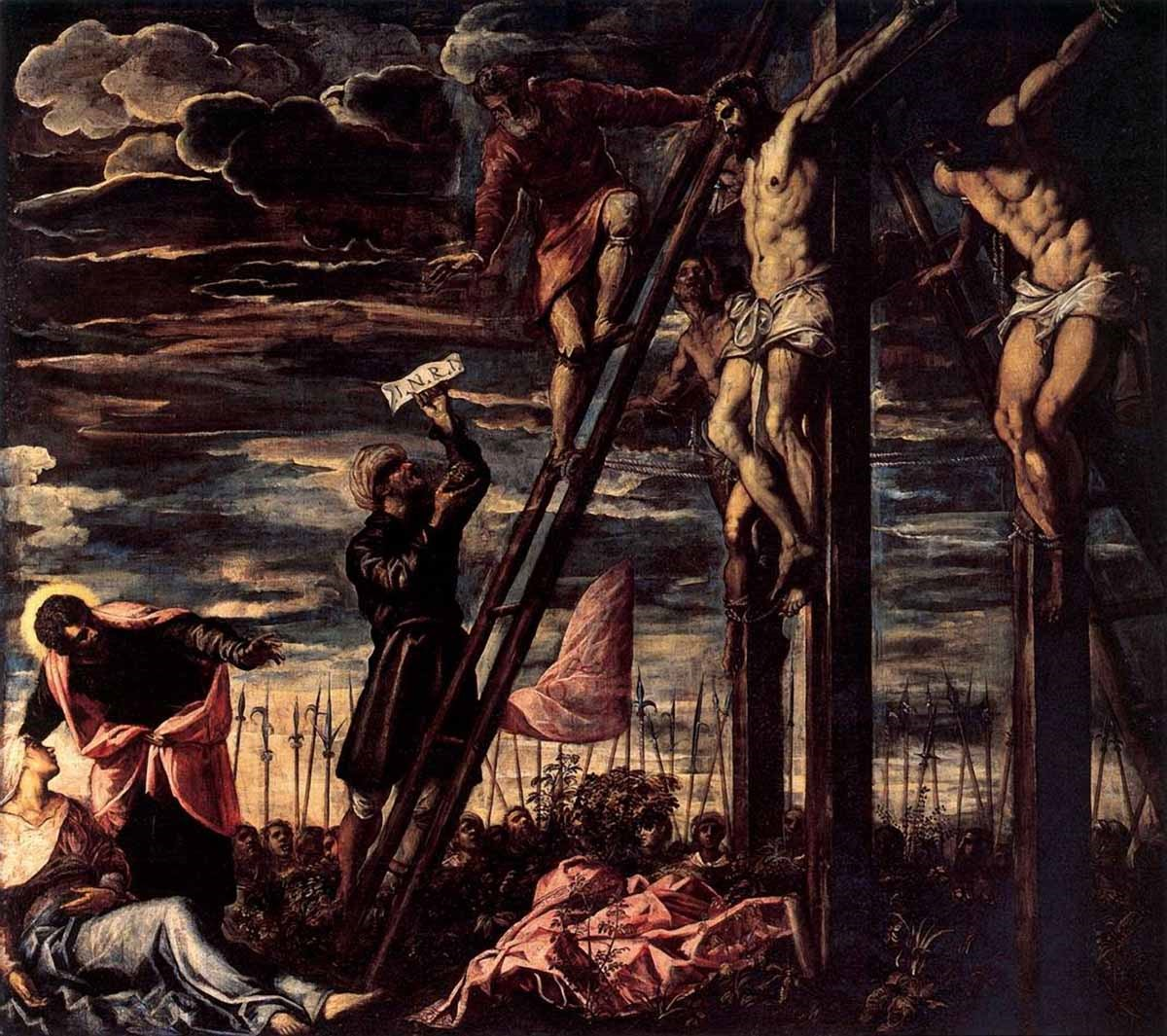 Jacopo Tintoretto (Robusti)