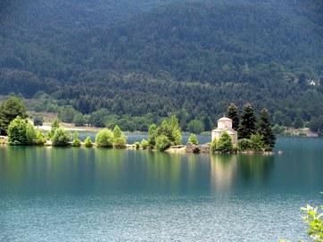 """Λίμνη """"Δόξα"""" Κορινθίας"""