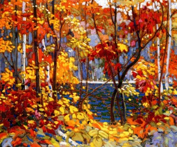 TomThomson-The-Pool-