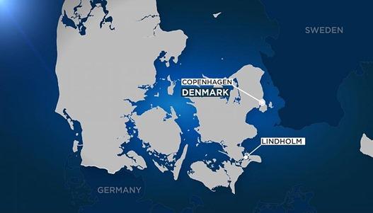 lindholm island