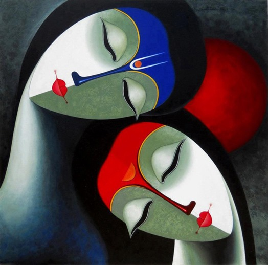 Santosh-Chattopadhyay-paintings2