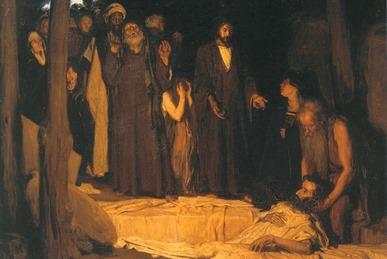 -HenryOssawaTanner, The Resurrection of Lazarus