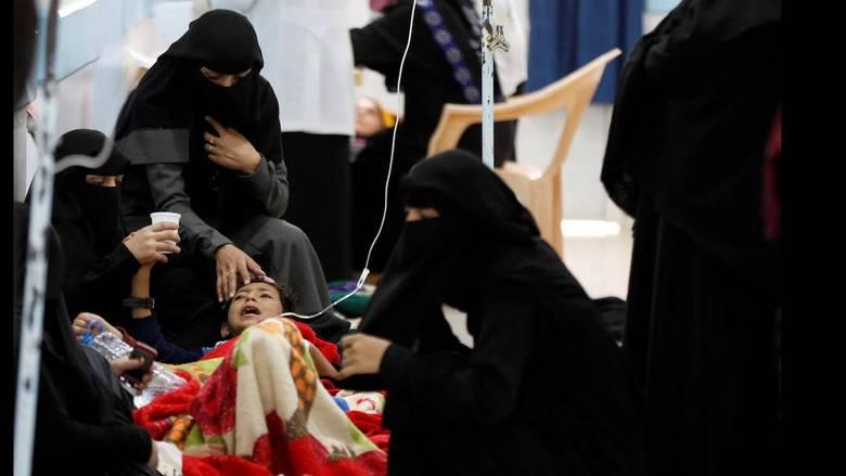 Υεμένη- χολέρα